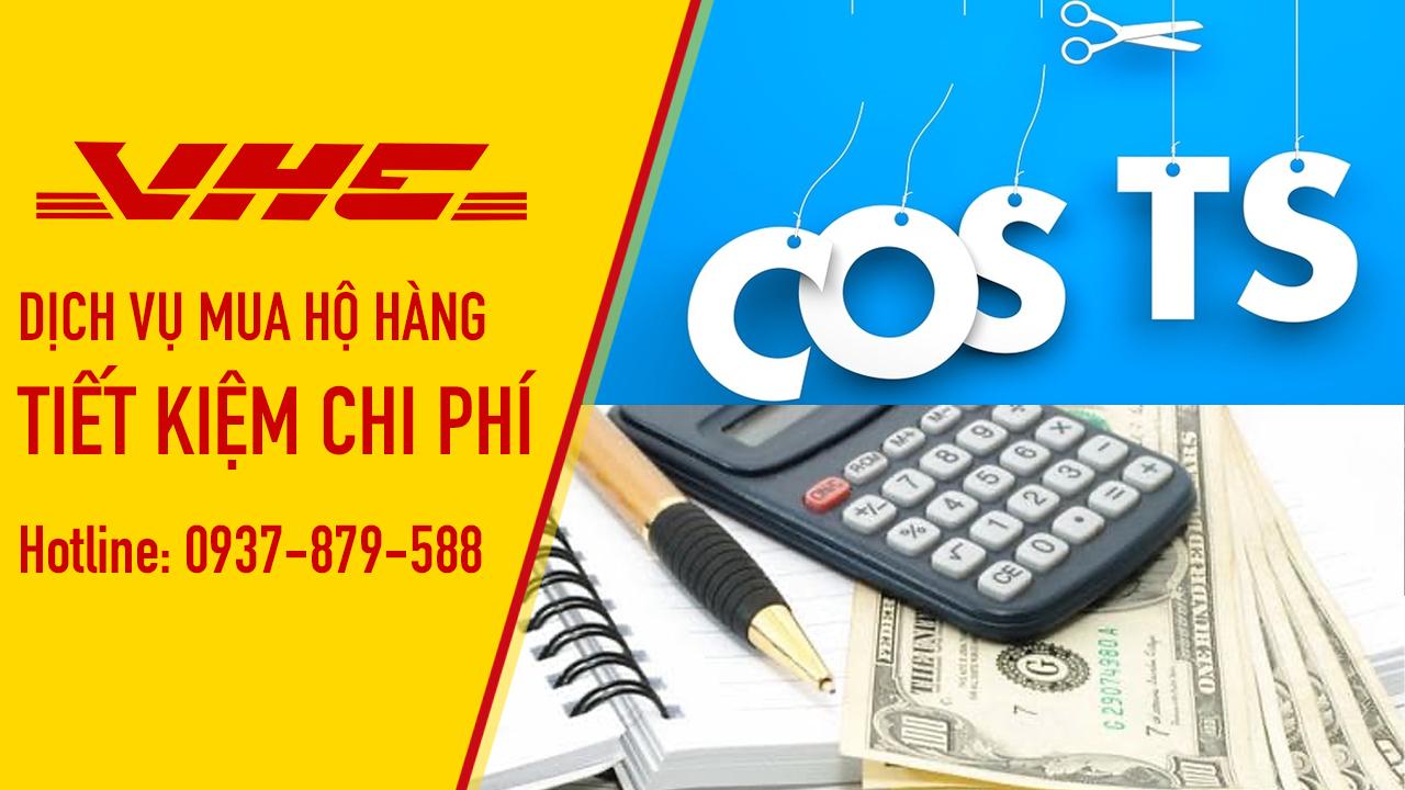 Dịch vụ mua hộ hàng từ nước ngoài giúp người mua tiết kiệm chi phí