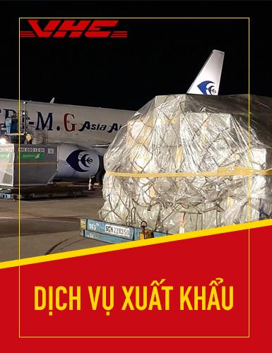 dịch vụ xuất khẩu