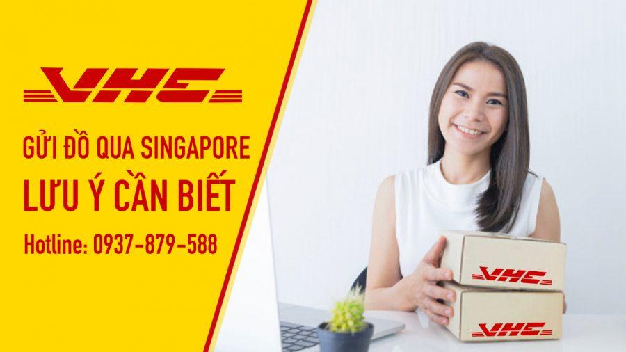 gửi đồ qua singapore