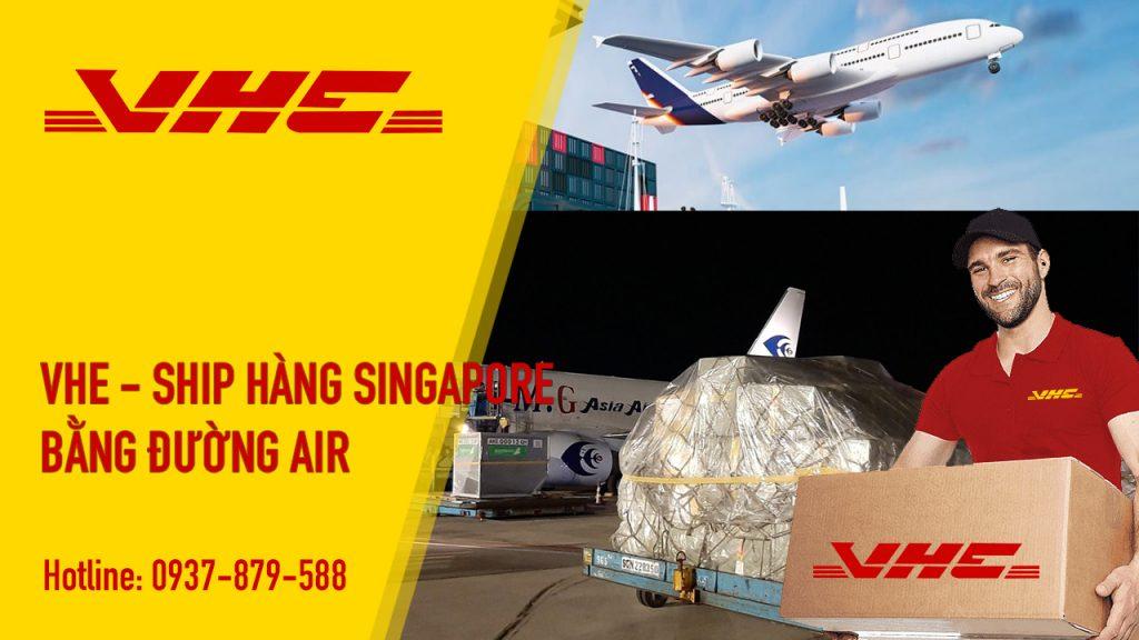 SHIP HANG SINGAPORE DUONG HANG KHONG