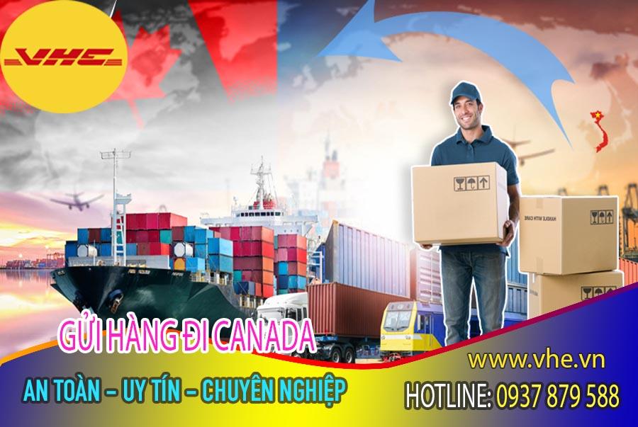 Dịch vụ gửi hàng đi Canada