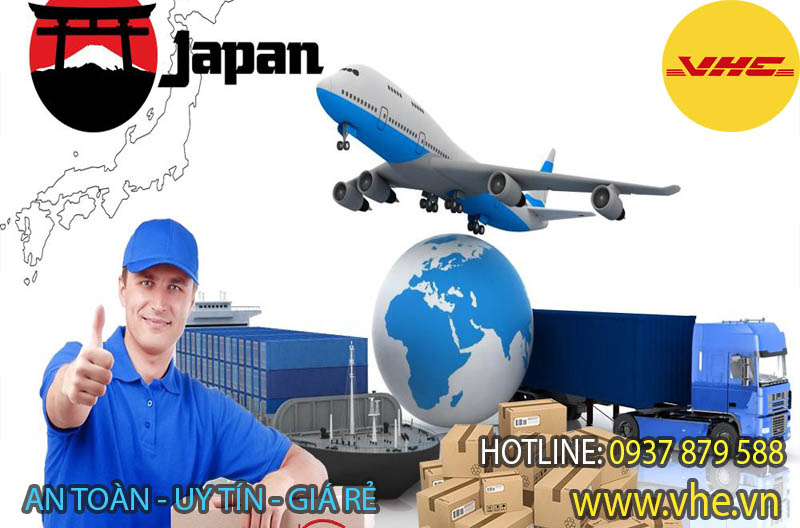 Dịch vụ gửi hàng đi Nhật