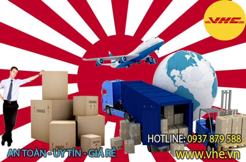 Gửi đồ đi Nhật