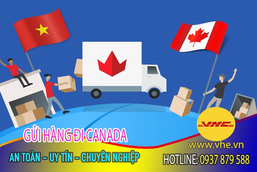 Gửi hàng đi Canada