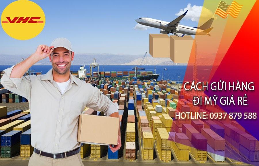 Cách gửi hàng đi Mỹ tại Hà Nội