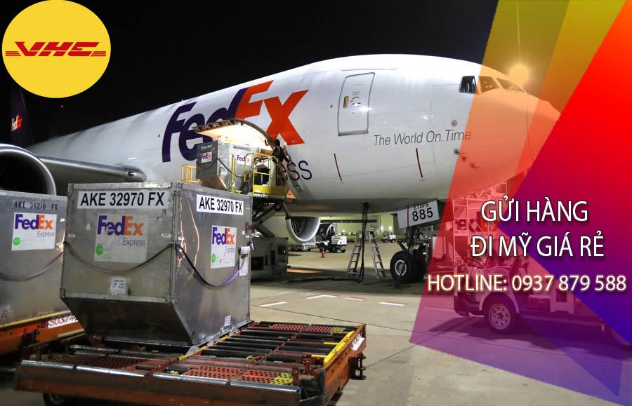 Gửi hàng đi Mỹ Fedex