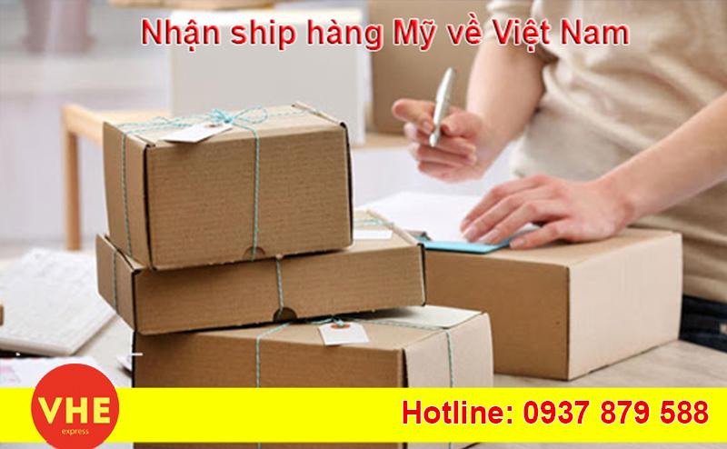 Ship hàng Mỹ càng nhiều giá sẽ càng rẻ với VHE