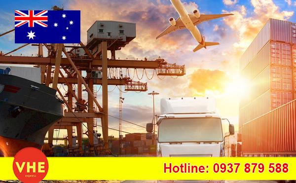 Giá cước gửi hàng đi Úc qua bưu điện phụ thuộc vào nhiều yếu tố khác nhau
